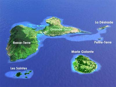 Infos sur iles guadeloupe arts et voyages